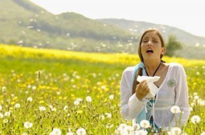 Le Allergie Primaverili
