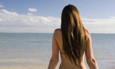 Curare i capelli dopo l'estate