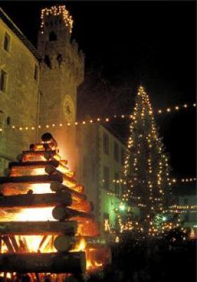 Natale e Capodanno sul Monte Amiata
