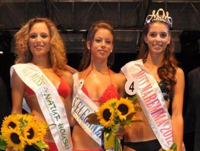 Miss Marermma 2012 e' Elisabetta Biagetti